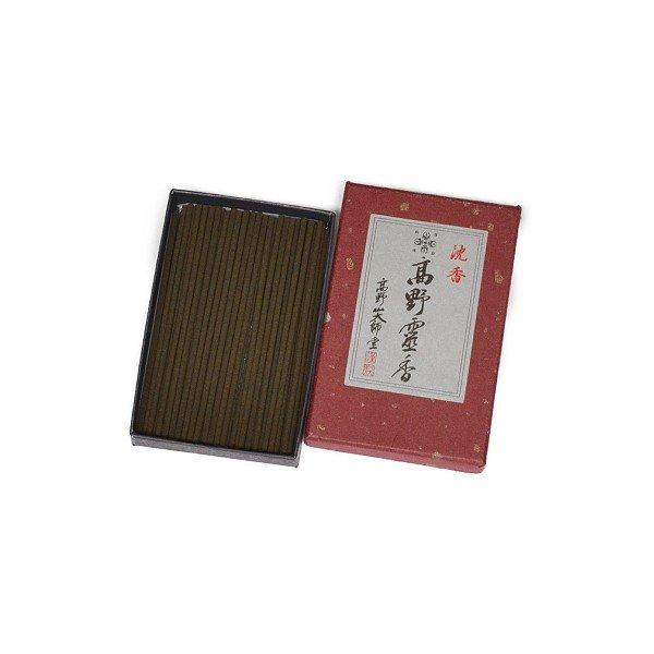 画像1: 沈香高野霊香 3寸(8cm) (1)