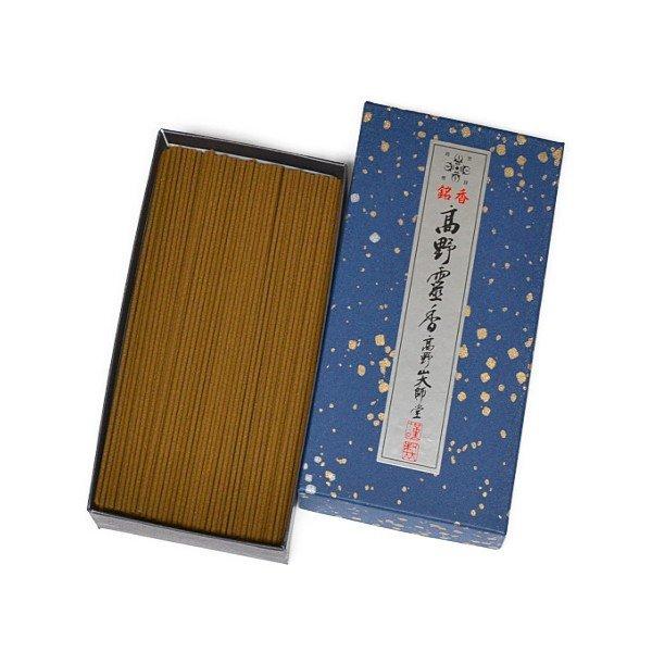 画像1: 銘香高野霊香 5寸(13cm) 中箱 (1)