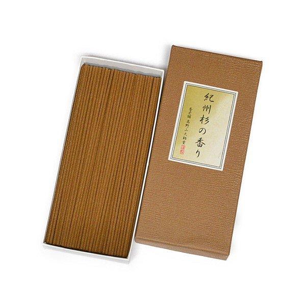 画像1: 紀州杉の香り 5寸(13cm)  (1)