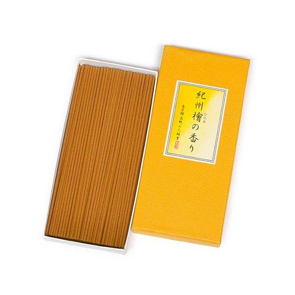 画像1: 紀州桧の香り 5寸(13cm)  (1)