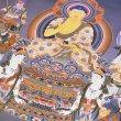 画像2: 仏画色紙 薬師如来十二神将 (2)